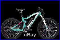 Bosch Electric Bicycle ebike BULLS AMINGA E TR 1 CX, 500Wh Battery