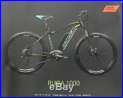 Bosch Performance Mid Drive eBike Electric Mountain Bike eMTB RUGA 1000 650B