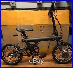 Brand New Xiaomi QICYCLE Folding Electric Bicycle E-Bike 45km Mileage 250W