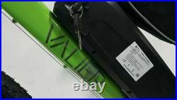 Customised Apollo Valier e-bike 48v 1500w, 17.5Ah Lithium35mph 27.5 SW900 LCD