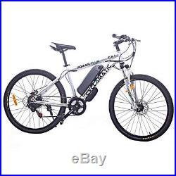 Cyclamatic Power Plus CX1 eBike Electric Mountain Bike