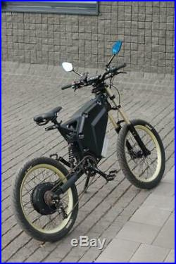Delfast TOP 2.0 High speed 50 mph ebike. 72V 48Ah. 130 miles per charge