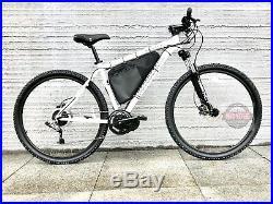 E-BIKE Kit Hot-Rodded BAFANG 1,300w Mid Drive MOTOR + Motobecane 29er