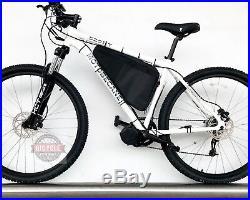 E-BIKE Kit Hot-Rodded BAFANG 1,600w Mid Drive MOTOR + Motobecane 29er