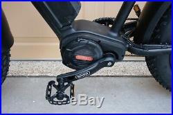 E Bicycle Bafang Ultra Mid Drive 1000 Watt Fat Tire 48 vt. Electric eBike 17ah