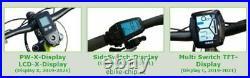 E-Bike Tuning für Haibike mit YAMAHA PW-X X2 SE ST TE 2019-21 tatsächliche km/h