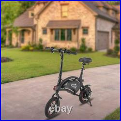 E-Bike Urban Commuter Foldable 12 36V 6Ah Electric Cycle Bicycle Short Rides