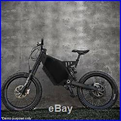 E Bike bicycle Frame Steel Stealth Bomber Electric Bicycle Bike kit