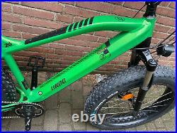E-Fatbike Falcon 2, 25 km/h, 250 Watt, 48V E-Bike, Elektrofahrrad, Fahrrad