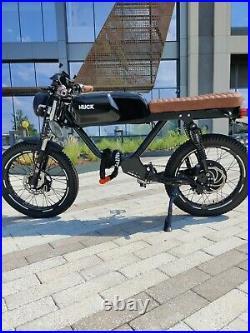 E-bike Huck Stinger / Super73 + extras