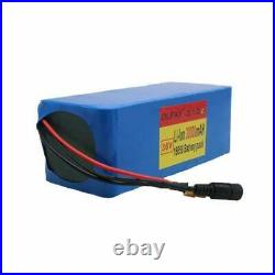 E-bike Li-ion Battery 36v 30ah Volt Rechargeable Bicycle 1000w Electric+charger