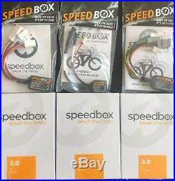 Speedbox 2.0 para Bosch e-bike Tuning-active performance CX-ebike Speed chip