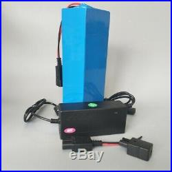 EBIKE BATTERY 48V 52V 10AH li-ion Charger Lithium Rechargeable Electric Bicycles