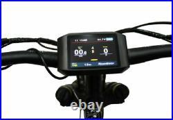 EBike Electric Bike 48V-72V 2500W-4000W 80A Sine Wave Sabvoton Controller + LCD