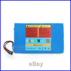 EBike Li-ion Battery 48V20AH 1000W Scooter Electric Bicycle Motor BMS Charger US