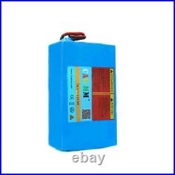 EBike Lithium Li-ion Battery 48V 20AH for 1000W Motor Scooter Electric Bicycle