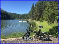 ECOTRIC 20 36V12AH FOLDING Electric Bicycle eBike E bike Electric Motorcycle