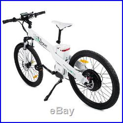 ECOTRIC 26 1000W 48V13Ah Mountain Electric Bicycle E-Bike Ebike Hydraulic Brake