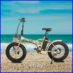 ECOTRIC FOLDING 20 500W 48V12.5Ah Electric City Bicycle E-Bike LCD Pedal Assist