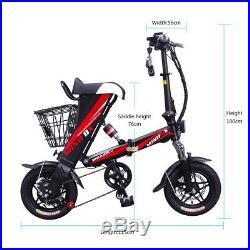 ENGWE eBike 250W Mini Folding Electric Bike/Scooter with 36V8Ah Lithium Battery