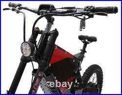 EU/UK/USA Duty Free FC-1 Stealth Bomber Mountain E-bike Electric Bicycle