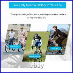 Ebike Battery 36V 20ah Lithium li-ion Battery 1000W Motor Electric Bicycle BMS