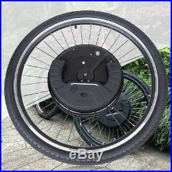 Electric Bicycle 26 36V 800W Ebike Front Wheel Motor Conversion Kit Motor Hub