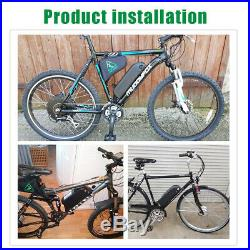 Electric Bicycle 36V 12.5Ah Hairon HaiLong Downtube Lithium ion E-Bike Battery