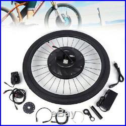 Electric Bicycle Bike Conversion Kit Ebike Hub Motor for Front Wheel 26 US SALE