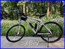 Electric Bicycle E-BIKE Conversion Kit QiROLL Friction Drive QR-E MUTE+ B60i