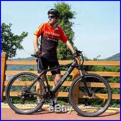 Electric Bicycle HOTEBIKE Mountain Bike 36V 350W 27.5inch eBike Lithium Battery