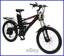 Electric Bike 48V 1500W Hub Motor Conversion Kit Ebike Rear Wheel 20-700C