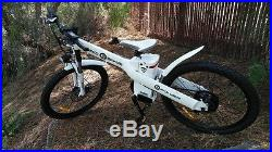 Electric Bike, mountain Ebike, City Electric Bike, lithium Battery, 26 Red Ebike