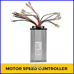 Electric Brushless Motor Controller 2000W 60V DC For E-bike Scooter Bicycle