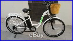 Electric cruiser 6 speed ebike 250W 36V 10Ah