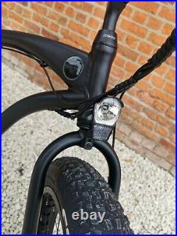 Fat Trye 250w Prowler E-bike from Retro Rides ebikes