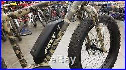 Felt outfitter electric bike Bosch performance line motor Hunting fat tire Ebike