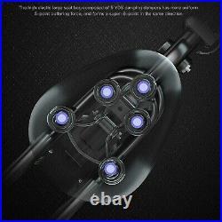 Folding 14 48V 350W Electric FatTire City E Bike Beach Bicycle Ebike LCD