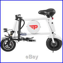 Folding E-Bike Electric Bicycle City Bike WithLithium Battery 400W 16AH 35km/h