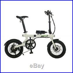 Folding Electric Bikes E-bike Lightweight Ebike Bicycle Free Electric Bike Bag
