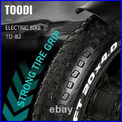 Folding ebike, electric bike electric bicycle 48V 500W disk brakes fat Wheel
