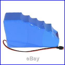For 1000W 48V 20AH Lithium Electric Bicycle ebike Triangle Battery