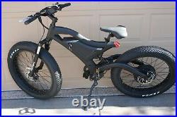 Full Suspension Electric Ebike Bicycle 1500 Watt 14ah Samsung Battery Fat Tire
