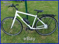GTECH EBIKE electric bike SPORT not city, White, Excellent condition, gwo V2