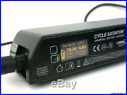 Grin Cycle Satiator 72 volt e-bike battery charger. (20-103 volt PC programmable)