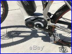 Haibike xduro allmtn e-bike 2016