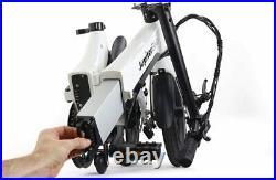 JUPITERBIKE Discovery X5 Folding Electric Bike 350W Ebike Electric Bicycle 16MP