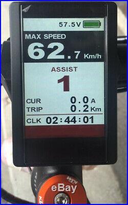 KTM 2020 als E-Bike! 1600W Leistung/160Nm! Akku 750 Wattstunden