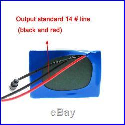 Li-ion Battery 48V 20AH Volt Rechargeable Bicycle 1000W E Bike Electric Li-ion