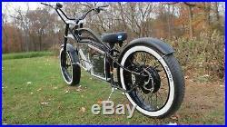Micargi Seattle, Cruiser, EBike, Electric Bicycle, 100.8V, QS Motor V3 Motor 3000W